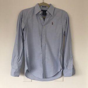 Polo Ralph Lauren Womens Oxford Shirt